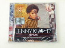 LENNY KRAVITZ - BLACK AND WHITE - CD ROADRUNNER 2011 - NUOVO/NEW - DP