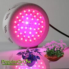 Populargrow 138W UFO LED Grow Light Hydroponics indoor Garden Plants Growth Lamp