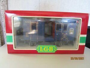 LGB, G Scale, 1985 Jahreswe, Mint, Sealed in OB.