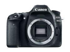 New Canon EOS 80D Body