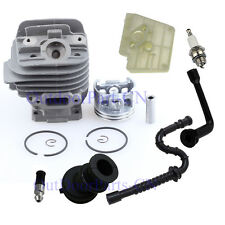 44.7MM Cylinder Piston Kit Fuel Air Filter For STIHL 026 MS260 026 PRO Chainsaw