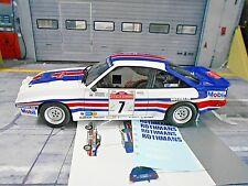 OPEL Manta B 400 Rallye Gr.B San Remo 1983 #7 Toivonen + Rothman D Otto NEU 1:18