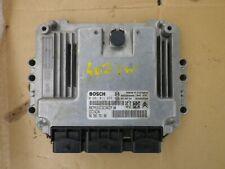 calculateur moteur peugeot 407 sw année 2005 OEM 9653958980