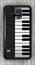 MUSIC INSTRUMENT PIANO CASE COVER FOR SAMSUNG GALAXY S5 -skb7Z