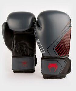 VENUM CONTENDER 2.0 GLOVES - BLACK/RED. Boxhandschuhe, MMA, Kickboxen, Muay Thai