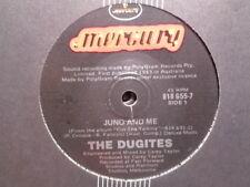 """Dugites """"Juno & Me"""" 1983 MERCURY Oz 7"""" 45rpm"""