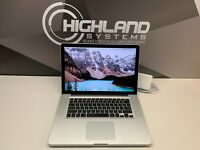 MACBOOK PRO 15 | QUAD CORE i7 TURBO | 16GB RAM | 2TB SSD H | DUAL GFX | WARRANTY
