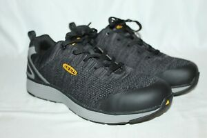 Keen Mens Sparta Aluminum Toe Electrical Hazard Slip-Resistant Work Shoe 1021345
