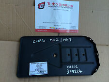 Ford Capri MK2 MK3 Battery Tray Panel Will POST  W/wide also Kitcar Project