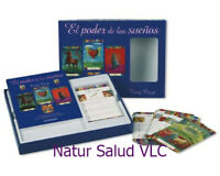 CARTAS DE TAROT_EL PODER DE LOS SUEÑOS_ 100 cartas BOX + Libro_New Sealed