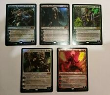 Russian Foil Planeswalkers Lot MTG NM Core 2020 Magic The Gathering