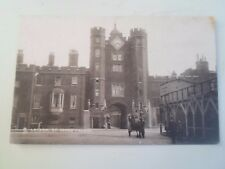 Vintage  Raphael Tuck+Sons Postcard ST JAMES' PALACE, LONDON    §A255