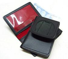 Portafoglio Vega Holster cuoio 1WD04 per placca carabinieri cc