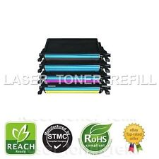 Toner Full Set for Samsung CLP-770ND CLP-775ND : HIGH YIELD COMPATIBLE