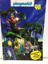 NEW Playmobil 1998 German TOYS USA  FULL Color CATALOG