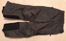 EUC! Boys REI Khaki Adjustable Waist Snow Pants Sz S(8) * See Description