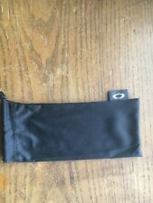 Authentic OAKLEY Sunglasses Bag -Soft MicrofiberCloth -Cleaning & Storage -NEW