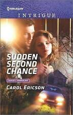 Sudden Second Chance (Target: Timberline)-ExLibrary