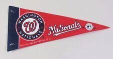"""MLB Washington Nationals - Mini 9"""" Pennant Baseball Souvenir Rico Tag Express"""