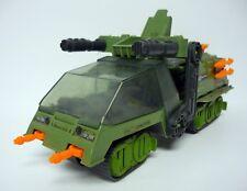 GI JOE HAVOC Vintage Figura de acción vehículo Tanque Completo 1986