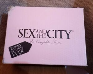 Sex And The City DVD  The Complete Series 1 - 6   Sarah Jessica Parker