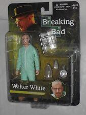 BREAKING BAD WALTER WHITE, MEZCO TOYS, JUMPSUIT, NEW, AMC SERIES, HEISENBERG
