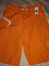 Gap Kids boys sz. 10 orange prep swim trunks. New w/ tags