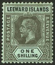 Leeward Islands  1912-22  Scott # 54  Mint Hinged