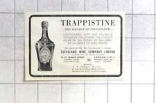 1950 Trappistine Abbey De La Grace De Dieu. Doubs Cleveland Wine Co Ltd
