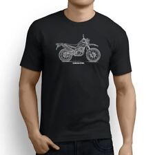 Yamaha XT250 2017 Inspired Motorcycle Art Men's T-Shirt