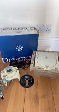 Sega Dreamcast Console in scatola