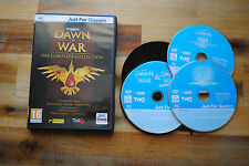 Jeu WARHAMMER DAWN OF WAR THE COMPLETE COLLECTION pour PC version FR