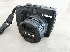 Canon PowerShot G1X 14.3MP Digital Camera - Black