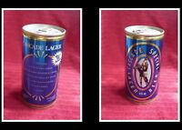 COLLECTABLE AUSTRALIAN STEEL BEER CAN, CASCADE LAGER 1984 TANFL GRAND FINAL