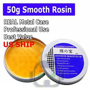 30g Solid Rosin Welding Soldering Flux Paste High-purity Repair Phone For M O4F7
