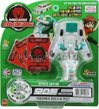 TURNING MECARD MOTHTON Transformer Pop up CAR Robot/Korean TV Animation Toy Gift