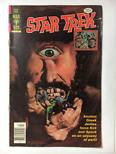 Star Trek #53 F 1978 Gold Key comic