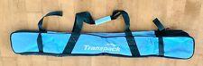 New listing TRANSPACK Blue Travel Ski Bag