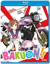 NEW! Bakuon!! Complete Collection (Blu-Ray) Episodes 1-12 ANIME SERIES