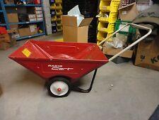 Used, Radio Garden Cart, Model 74, 3 Cu Ft Capacity, With Original Decal Intact