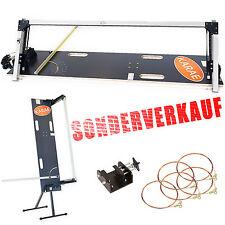 Der KARAE -TECHWORK XXXL Styroporschneider / 200 Watt **inkl. 5 Schneidedrähte**