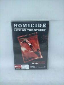 Homicide Life on the Streets: Series 2 - Region 4 [AUS]