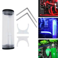 160X50 mm Tank G1/4 Thread Cylinder Reservoir Tank for PC Water Cooling system P