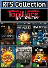 RTS Collection topware [PC retail] - Multilingual [en/es]