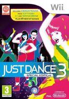 Just Dance 3 -- Special Edition (Nintendo Wii, 2011) - European Version