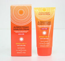 [ALFREDO FEEMAS] Sun Block Cream 70ml / SPF50+ PA+++/Children Combined / KOREA
