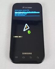 Samsung Galaxy S Mesmerize SCH-I500 Black Android Smartphone US Cellular