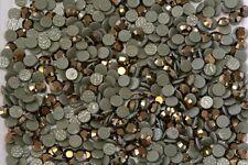 Swarovski 2012 Crystal Dorado  Iron-on, Hot-fix  Rhinestones 1440 pieces  10ss