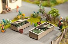 Noch x 2 Cold Frames 14358 HO Scale (suit OO also)