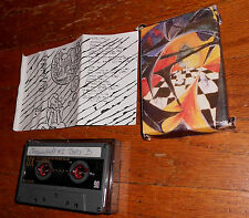 RARE LPD LIMITED Legendary Pink Dots Traumstadt II 2 Cassette Tape SIGNED
